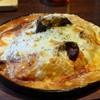 自家製パスタ洋食堂 マルブン - 料理写真:牛すじデミグラスソースのオムライスグラタン(大盛)