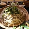 梵天茶屋 - 料理写真:葉わさび蕎麦