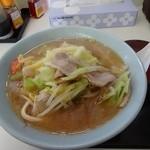 中園食堂 - みそタンメン550円
