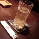 Bar Canon - 余市ハイボール