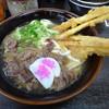 資さんうどん - 料理写真:「肉&ゴボ天うどん(大盛)」740円