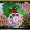 海音里本舗 - 料理写真:蓋を取って撮影