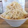 ラーメン 大高山 - 料理写真:大高山中盛+野菜にんにくしょうが