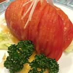 閣 - トマトサラダ