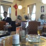 四川料理 蘭梅 - ランチタイムはいっぱいです