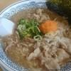 丸源ラーメン - 料理写真:肉そば