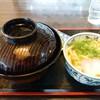 福々 - 料理写真:カツ丼880円にミニうどん200円