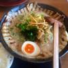 満天家 - 料理写真:炙りバラとろネギ味噌らーめん1458円