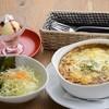 DOGRUN & CAFETERIA KONG - 料理写真:焼きカレーセット