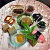 湯倉温泉 鶴亀荘 - 料理写真:前菜(2016年2月)