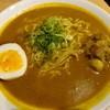 ゴルカ麺 - 料理写真:カレーラーメン