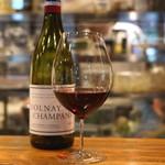 IZAKAYA VIN - Volnay Champans 2011 Domaine Marquis D' Angerville