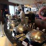 レストラン トライベックス - 朝食ビュッフェレーン