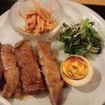 トモキッチン - 鶏ももバルサミコ酢照り煮