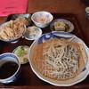 深山 - 料理写真:おまかせ膳(もりそば膳)