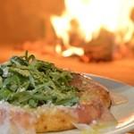久米ピッツァlumaca - 料理写真:プロシュート エ ルーコラ