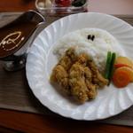 ボン・ヴォイージ - 牡蠣カレー(1250円)2016年3月