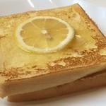 ワンモア - これもマツコデラックス一押しのフレンチトースト