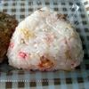 璃寛茶 - 料理写真:三色おにぎり