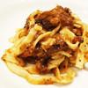 チッチャ - 料理写真:黒毛和牛の赤ワイン煮込みブラザート(ピチ) (^_^)b