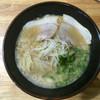 虎龍馬 - 料理写真:背脂とんこつラーメン〜(*^◯^*)❤️
