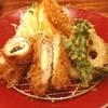 とんかつ浜勝 - 料理写真:桜ミルフィーユオランダ膳☺︎