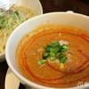 つけ担担麺 市右衛門 - 料理写真:トマトつけ担々麺