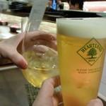 Dining TABI - ハートランドで乾杯~~♪