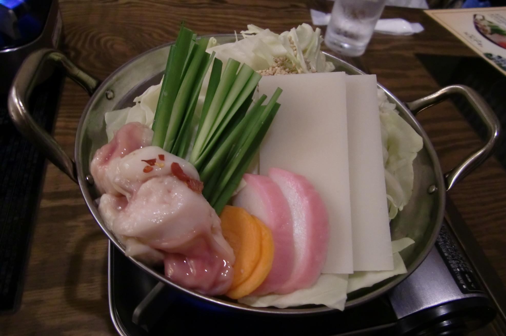 博多もつ鍋おおやま 長崎店