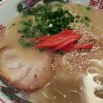 麺屋 侍 - 本場博多長浜ラーメン630円