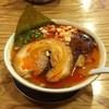 麺極 はなみち - 料理写真:味噌の極(辛さワルフザケ)