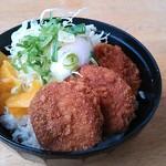 ぶなの木 - 新潟名物 タレカツ丼