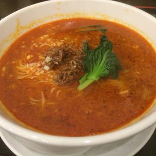 松の樹 - 料理写真:担々麺