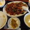 海外天 - 料理写真:豚肉の味噌炒め:950円