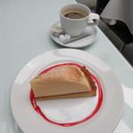 マーサーカフェテラスハウス - バニラ・シブースト&コーヒー