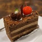 風空路欧 - チョコレートケーキ