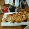 ポレポレ食堂 - 料理写真:手作り餃子