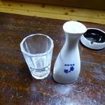 とらや - 日本酒熱燗
