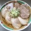 麺龍 - 料理写真:ハーフ&ハーフ(大盛)