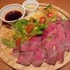 なごみ屋 - 料理写真:ローストビーフたたき風(会員価格780円)