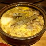 料理屋 仁 - 和牛の柳川鍋(28年3月)