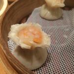 鼎泰豐 - 海老と豚肉の焼売