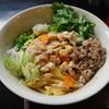 闘牛脂 - 料理写真:まぜそば醤油