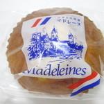 シュール洋菓子店 - マドレーヌ