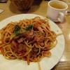 洋食屋さん ローズガーデン - 料理写真:ナポリタン