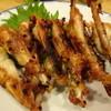鳥元 - 料理写真:コーチン松葉焼