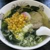 大勝軒 - 料理写真:コーンわかめラーメン(税込\750)