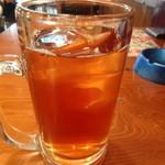 串かつ じゃんじゃん - お茶(サービス)