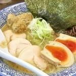 麺屋 鶏人 - 濃厚醤油白湯らーめん 特製