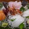 魚一心 - 料理写真:盛り合わせ1人前